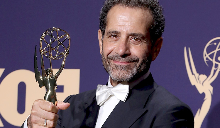 Tony Shalhoub (Willy Sanjuan/Invision for Television Academy/AP Images)